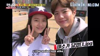 getlinkyoutube.com-[ENGSUB] Running Man Episode 293 Park Bo Gum Support Song Ji Hyo