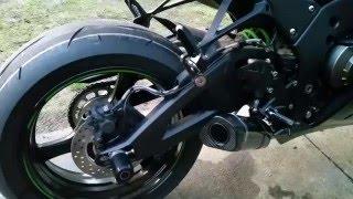 getlinkyoutube.com-2016 zx10r Graves exhaust