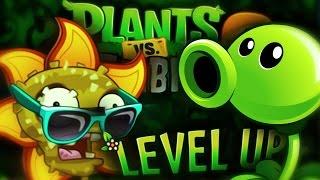 getlinkyoutube.com-Plants vs Zombies 2 - LEVEL UP!