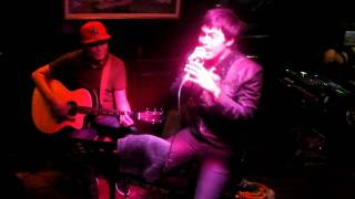getlinkyoutube.com-James Blunt - Your're Beautiful by Brenan Espartinez @ Cafe Marcello Imus Cavite