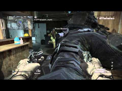 COD: Ghosts - Infection Invisibility (Camping) TROLL FAIL (Call of Duty: Ghosts Gameplay)