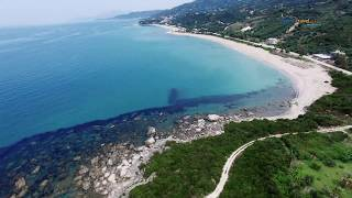 Ligia Beach - Preveza - flight Eng subs