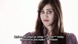 Girls watch porn too (czech)