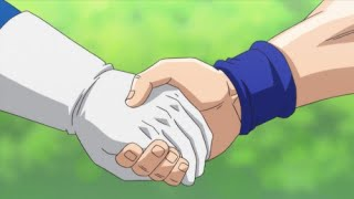 getlinkyoutube.com-Goku X Vegeta - All Of Me