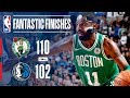 Kyrie Irving & The Boston Celtics Rally From 13 Down In The 4th To Win 16th Straight