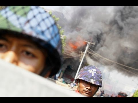 Burma's Anti-Muslim Riots: Buddhists Disturb the Peace (LinkAsia: 3/29/13)