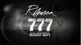Exclusive World Premiere Teaser - RIHANNA 777 Tour