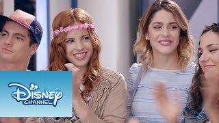 """Violetta: Momento Musical: Todos interpretan """"Algo se enciende"""""""