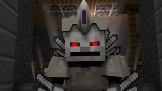 "getlinkyoutube.com-""Supernatural Mobs"" - Minecraft Parody: California Gurls (T-Shirt Speed Art)"