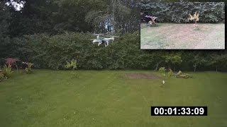 getlinkyoutube.com-JJRC H5P Quad flight and summary Review Part 3