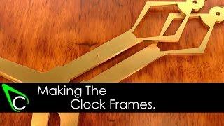 getlinkyoutube.com-How To Make A Clock In The Home Machine Shop - Part 1 - Making The Clock Frames