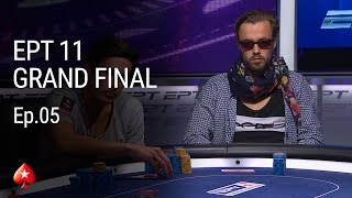 Episode 5 – EPT Monte Carlo 11 – Main Event