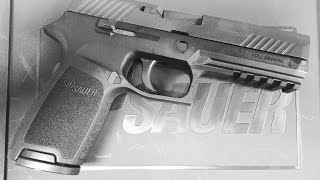 Sig P320  Box-To-Match Review.