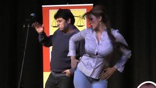 getlinkyoutube.com-Dancer Saima Khan & Naseem Vicky Stage Dance HD