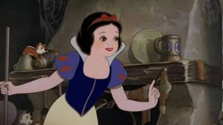 getlinkyoutube.com-Whistle While You Work - Snow White (Hebrew) [HD] נשרוק ונעבוד - שלגיה