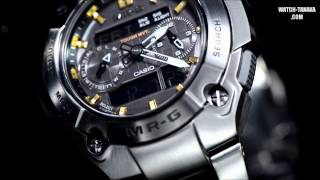 getlinkyoutube.com-CASIO G-SHOCK MRG MRG-7700B-1AJF
