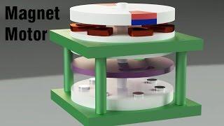 getlinkyoutube.com-Free Energy Generator - Magnet Motor