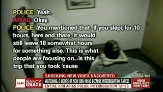 getlinkyoutube.com-Nancy Grace Jodi Arias Police Interrogation Tapes (First aired 04-01-13) Pt1 of 2