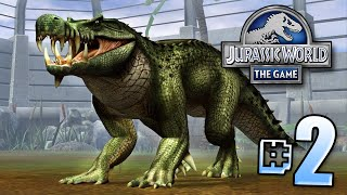 getlinkyoutube.com-Gator-Aid Returns!!! || Jurassic World - Lagoon Series - Ep 2 HD