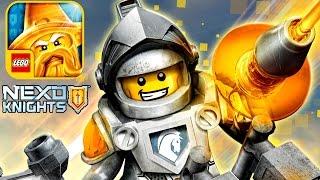 getlinkyoutube.com-Lego Nexo Knights Merlok 2.0 на русском языке. Прохождение игры Лего Нексо Найтс. Кока Плей