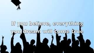 getlinkyoutube.com-Graduation Song of the Year 2015-16 This World is Yours - by Julie Durden