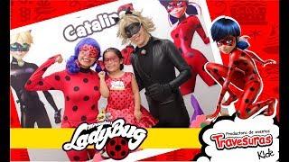 getlinkyoutube.com-Shows Infantiles - Show Miraculous LadyBug - Travesuras Kids
