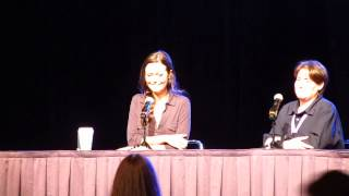 Comicpalooza 2015 -- Summer Glau Panel #1