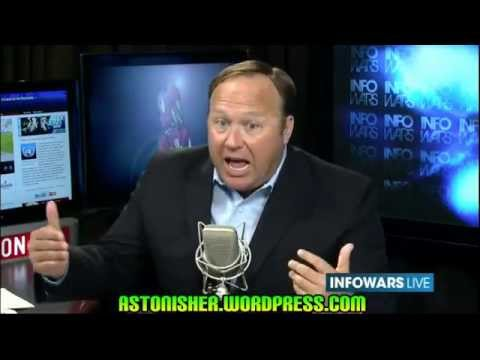 The Alex Jones Show 2013-05-12 Sunday