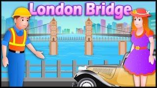 getlinkyoutube.com-London Bridge Is Falling Down - Children's Song/Rhyme for Babies, Toddlers & Kids
