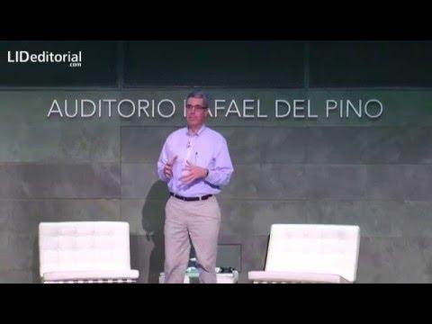 Presentación en Madrid del libro de Bill Aulet 'La disciplina de emprender'