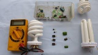 getlinkyoutube.com-Tutorial de Reparacion de lamparas ahorradoras