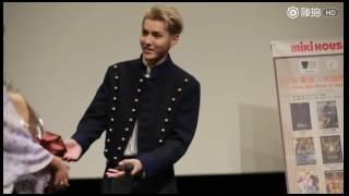 getlinkyoutube.com-[Fancam] 161025 Kris Wu : Sweet Sixteen Fanmeet at Tokyo Iinternational Film Festival