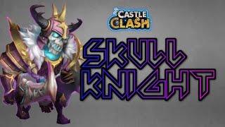 getlinkyoutube.com-Castillo Furioso - Skull Knight nuevo héroe