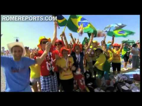 WYD 2013 Rio launches 70 products in preparation for next summer