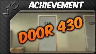 getlinkyoutube.com-The Stanley Parable - Achievement - Click on door 430 five times.