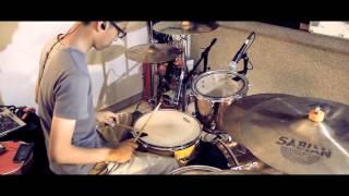 getlinkyoutube.com-คนไม่จำเป็น - Getsunova Drum cover Beammusic
