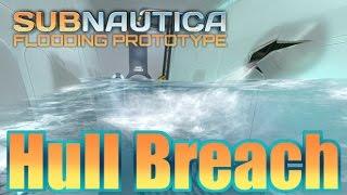 getlinkyoutube.com-Subnautica | Submarine FLOOD