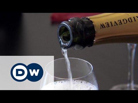 Британцы полюбили отечественное шампанское