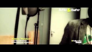 getlinkyoutube.com-Ruffkid feat. Chef187  'Mulekeni'  studio session Video