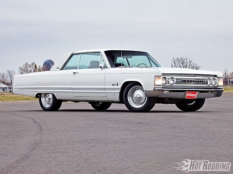 Тюнинг Imperial Crown Coupe 1967