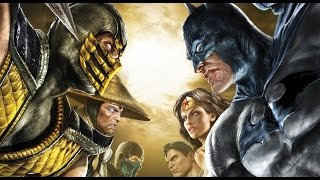 getlinkyoutube.com-Mortal Kombat vs DC Universe All Cutscenes (Game Movie) 1080p HD