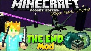 MINECRAFT PE 0.12.1 - THE END MOD - MODS PARA POCKET EDITION