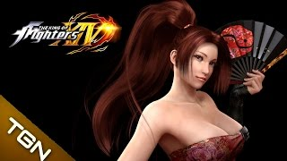 getlinkyoutube.com-The King of Fighters XIV Trailer y Análisis!