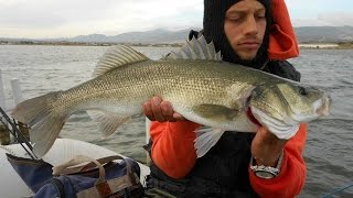 getlinkyoutube.com-Spinning fishing fos bass! Spinning in Greece