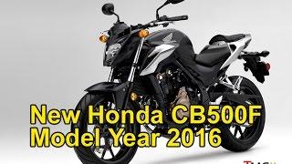 getlinkyoutube.com-New Honda CB500F MY 2016