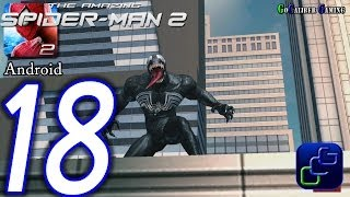 getlinkyoutube.com-The Amazing Spider-Man 2 Android Walkthrough - Part 18 - Episode 5 Collect Memory Card