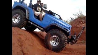 "getlinkyoutube.com-Jeep Willys Pneus 38"""