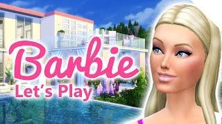 getlinkyoutube.com-Let's Play The Sims 4 Barbie | FINALE | S02E50