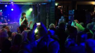 getlinkyoutube.com-Princessa - Anyone But You (Live @ Club Onniteekki, Seinäjoki, Finland 12.03.16)