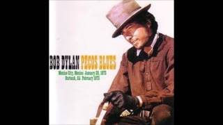 Bob Dylan - Billy(2) (Pecos Blues Album)
